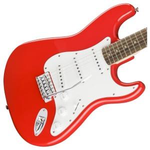 FENDER SQUIER AFFINITY STRATOCASTER RW RACE RED