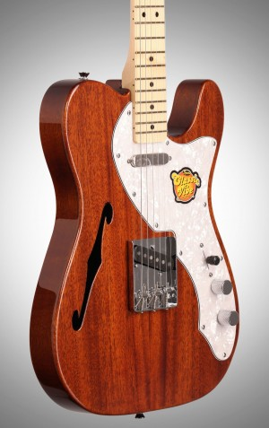 FENDER SQUIER CLASSIC VIBE TELE THINLINE  MAPLE FINGERBOARD NAT