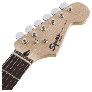FENDER SQUIER BULLET HT RW ARTIC WHITE