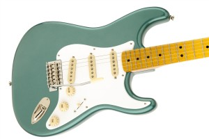 FENDER SQUIER CLASSIC VIBE STRAT 50S MN SH GREEN