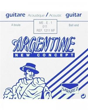ARGENTINE 1211-MF CORDA SINGOLA PER CHITARRA ACUSTICA 011