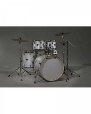 LUDWIG ELEMENT POP LCF50P-28 BIANCA