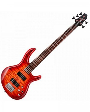 CORT ACTION BASS 5 DLX PLUS CRS