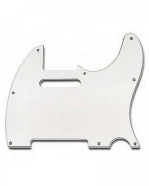 PARTS PLANET BATTIPENNA BIANCO 3 STRATI TELECASTER TE WBW