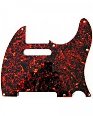PARTS PLANET BATTIPENNA TARTARUGATO 3 STRATI TELECASTER TE TOY