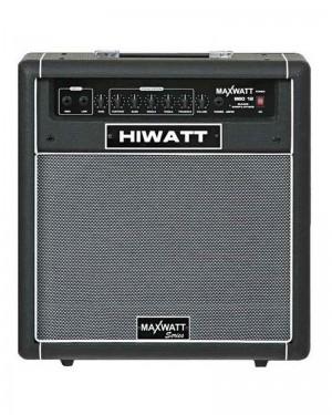 """HIWATT MAXWATT MK3 COMBO PER BASSO 60WATT 1X12"""" MW-B60-12-C"""