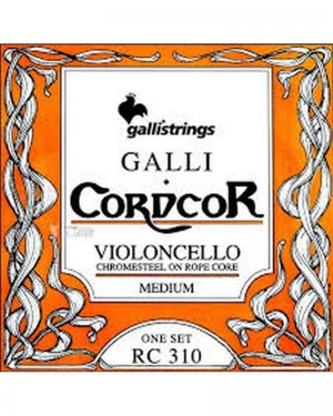 GALLI RC310 MUTA PER VIOLONCELLO CHROME STEEL