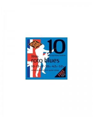 ROTOSOUND ROTO BLUES RH10 10-52