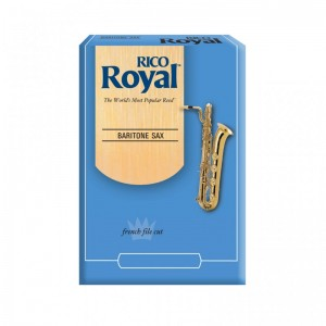 RICO ROYAL ANCIA SAX BARITONO 2,5 JDRLB1025