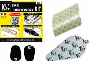DK S SAX DISCOVERY KIT SAX ALTO/SOPRANO
