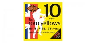 ROTOSOUND ROTO YELLOWS R10