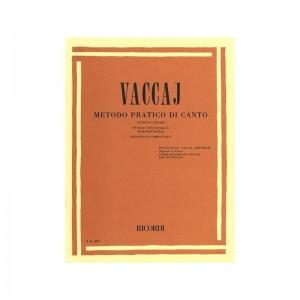 NICOLA VACCAJ - METODO PRATICO DI CANTO + CD - SOPRANO O TENORE
