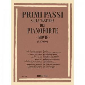 PRIMI PASSI SULLA TASTIERA DEL PIANOFORTE: MOVIE - PIANOFORTE - F. CONCINA