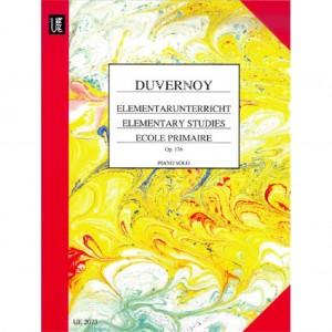 DUVERNOY ELEMENTARY STUDIES