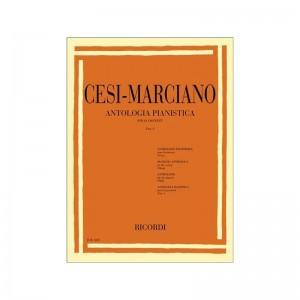 CESI-MARCIANO ANTOLOGIA PIANISTICA VOL. 1
