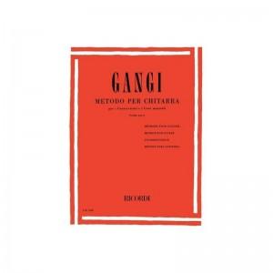 GANGI - METODO PER CHITARRA PARTE 1