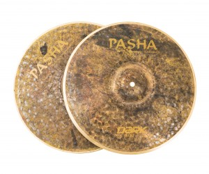 "PASHA DARK VINTAGE HI-HAT LIGHT 14"" DVT-H14"