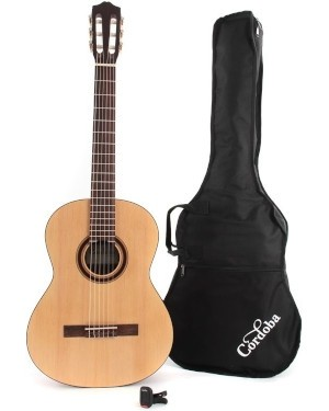 CORDOBA CP 100 CLASSICAL GUITAR PACK NATURAL