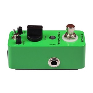 MOOER REPEATER DIGITAL DELAY