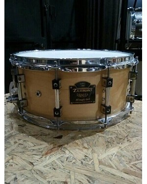 "TAMBURO SN1465NM RULLANTE 14""X6,5"" NATURAL MAPLE"